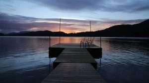 boathouses decks and docks